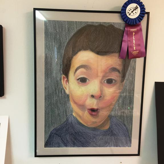 Thompson Announces Winners of the 2015 Congressional Art Competition