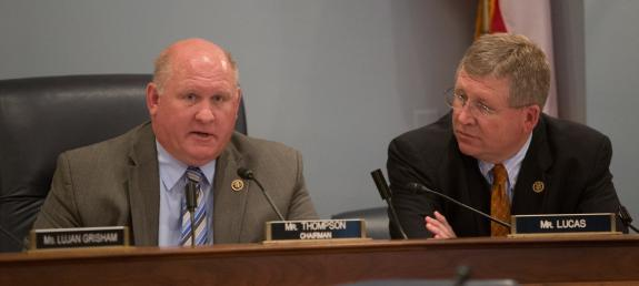 Thompson's Agriculture Subcommittee Calls Upon Forest Service to Actively Manage National Forests