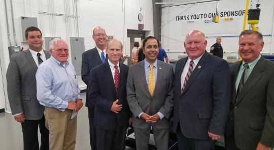 Thompson, Krishnamoorthi at CPI to Call on Senate, White House to Act on CTE  feature image